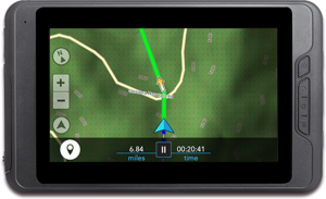 GPS offroad