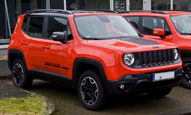 Jeep Renegade 2.0 MultiJet